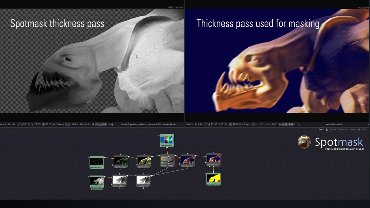 spotmask v1_1 Thickness render pass